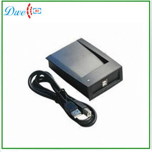 Hot Supply Free of Installing Driver 125kHz USB Desktop RFID Card Reader pictures & photos