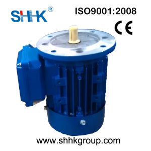 Aluminum Housing Single-Phase Dual-Capacitor 0.5 HP Motor pictures & photos