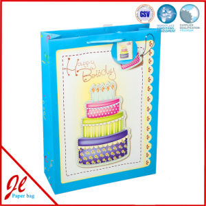Gift Packaging Shopping Bag and Promotional Carrier Paper Bag pictures & photos