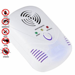 Pest Control - Ultrasonic Pest Repeller Electronic with Latest Dual Wave for All Kind of Insects and Rodents - Pest Repeller Ultrasonic with Blue Night Light pictures & photos