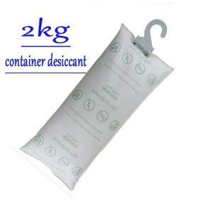 1kg/2kg Silica Gel Container Desiccant Bag for Ocean Moisture Absorber