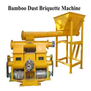 Wheat Straw Shell Piston Briquette Machine pictures & photos