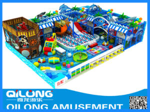 Good Quality of Indoor Soft Playground (QL-150528E) pictures & photos