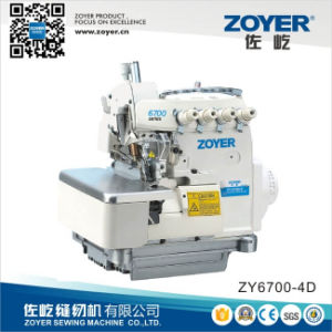 Zoyer Juki Super High Speed Overlock Industrial Sewing Machine (ZY6700) pictures & photos