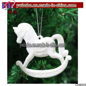 Christmas Tree Pendant Baubles Fairy Snowflake Santa Decorations Ornaments (CH8103) pictures & photos