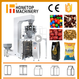 Vertical Bag Packing Machine with Weigher pictures & photos