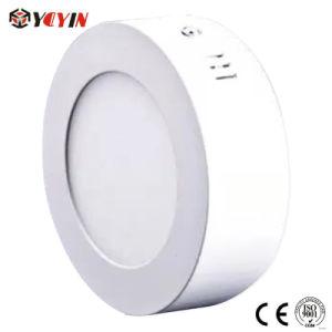 6W Round Surface Mounted LED Panel Light
