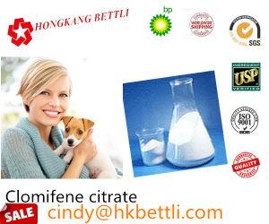 Anti Estrogen Clomifene Citrate Powder 50-41-9 for Muscle Building pictures & photos