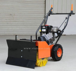 Multifunctiona Electric Start Snow Sweeper pictures & photos