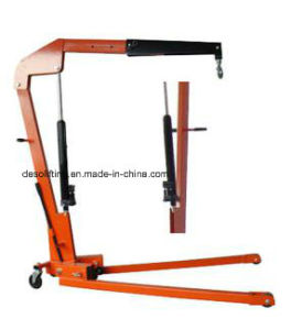 Heavy Duty Type Hydraulic Foldable Shop Crane pictures & photos