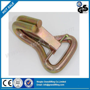 Welded Lashing Double J Latch Hook pictures & photos