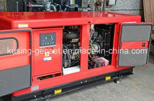 25kVA-37.5kVA Isuzu Diesel Silent Soundproof Generator (IK30300) pictures & photos