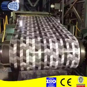 New Pre-Painted Brick Grain Pattern PPGI Steel Coils pictures & photos