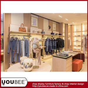 Ladies′ Clothes/Shoes/Handbags Display Fixtures for Retail Store pictures & photos