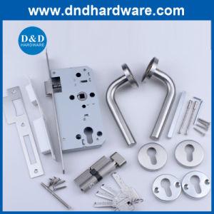 Brass Hardware Half Door Lock for Door (DDML010) pictures & photos