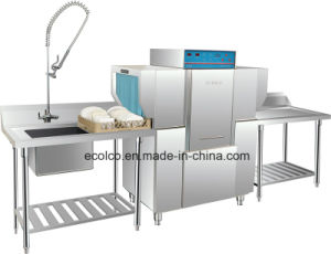 Rack Type Dishwasher pictures & photos
