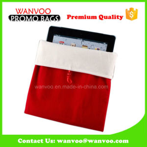 High Quality Fashion 7 Inch Velvet Tablet PC Bag pictures & photos