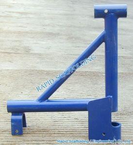 Steel Walkthrough H Side Bracket Frame System Scaffolding pictures & photos