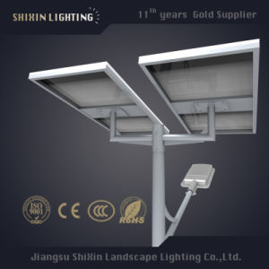 60W Solar LED Street Light with CE RoHS Approved 5 Years Warranty 120lm/W (SX-TYN-LD) pictures & photos