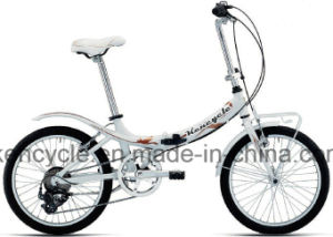 20 Inch Aluminumnew Design 7 Speed Folding Bike /High Quality Folding Bike pictures & photos