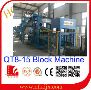 Automatic Industial Machine Concrete Block Making Machine Price pictures & photos