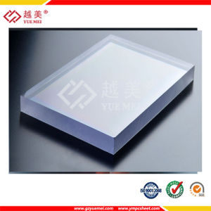 Ge Lexan UV Coated Bullet Resistant Polycarbonate Solid Sheet pictures & photos