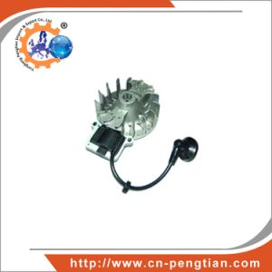 Ignition Coil and Flywheel of Gasoline Chain Saw for Garden Tools pictures & photos