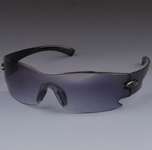 CE Economical Safety Glasses with Rimless Lens pictures & photos