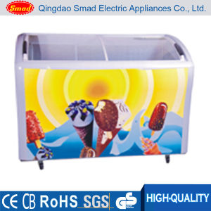 Home Appliance Low Temperature Ice Cream Showcase pictures & photos
