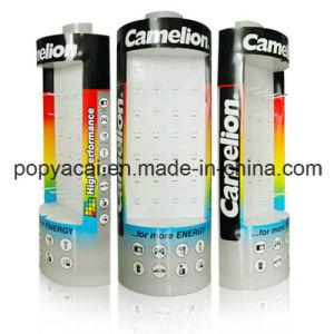 Custom Corrugated Cardboard Floor Display Stand, Paper Display Shelf pictures & photos