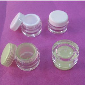 5ml 7ml 10m Clear Sample Jar with Closure pictures & photos
