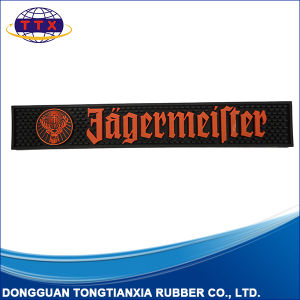 Jagermeister Custom Logo Print PVC Barmat pictures & photos