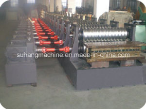 Big Round Corrugated Galvanized Steel Silo Roll Forming Machine pictures & photos