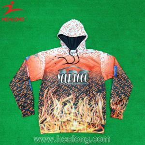 Healong Free Design Durable Sublimated Printing Hoodies pictures & photos