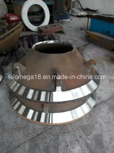 Cone Crusher Spare Parts Mantle and Concave pictures & photos