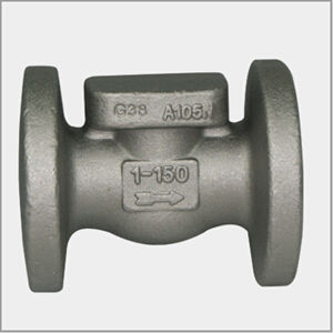 Forged Steel Valve Body of Gate (DTV-P016)