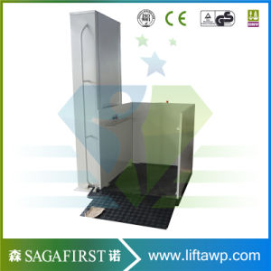 1.5m High Outdoors Vertical Disable Lift pictures & photos