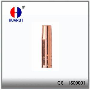 Hrpanasonic180A Copper Welding Nozzle with Insulator Bush pictures & photos