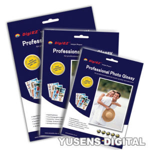 4r 260GSM RC High Glossy Photo Paper pictures & photos