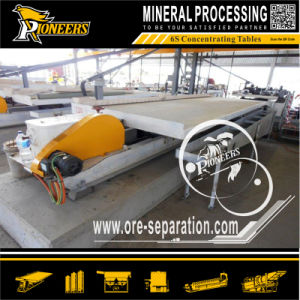 Wholesale Mineral Shaking Table Gold Processing Amalgamator Equipment Factory pictures & photos