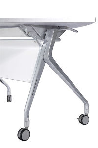 New Design Aluminum Alloy Folding Training Table Conference Table pictures & photos