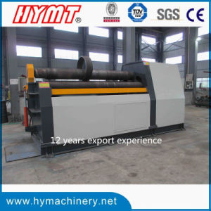 W12S-16X2500 4-roller Hydraulic steel Plate Bending and Rolling Machine pictures & photos