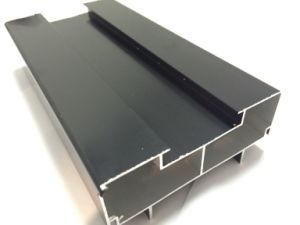 Black Anodized Aluminum Profile pictures & photos