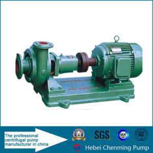 High Efficiency Heavy Mechanical Seal Inline Centrifugal Sewage Pump pictures & photos