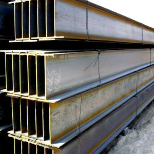 Building Material Hot Rolled H Beam Steel in Steel Profile From Tangshan Manufacturer pictures & photos