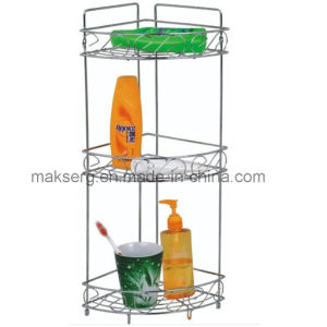 3 Tier Corner Shower Caddy Factory China Manufacturer Supplier Corner Shower Rack pictures & photos