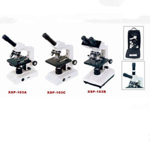 Multi Purpose Good Quality Xsp-103 Series Biological Microscope with CE Approved pictures & photos