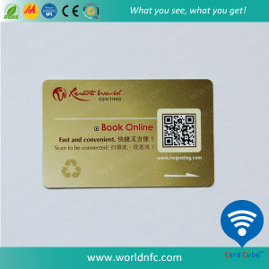 13.56MHz Contactless Ntag 213 NFC RFID Smart Card pictures & photos