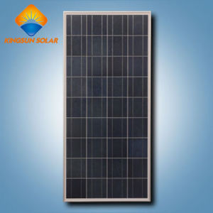 150W High Performance Poly-Crystalline Silicon Solar Panel/Solar Module pictures & photos