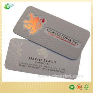 3D Printing PVC Card, Business Card with Embossing (CKT-PC-1115) pictures & photos